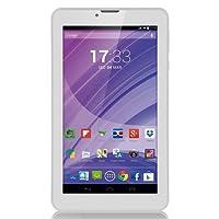 "Multilaser M7 3G Plus NB224 Tablet Branco Quad Core Câmera Wi-Fi Tela 7"" Memória 8GB Dual Chip, sc7731, 512MB, Android"