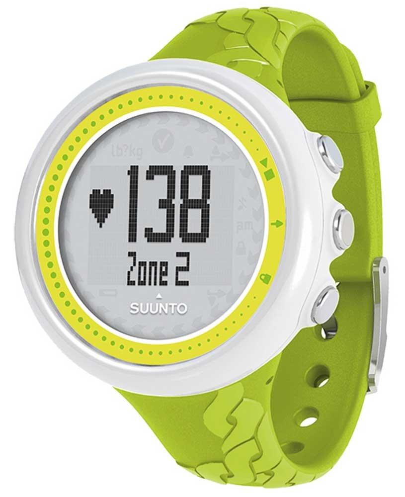 Suunto Women's M2 Fitness Series Watch (Lime) by Suunto
