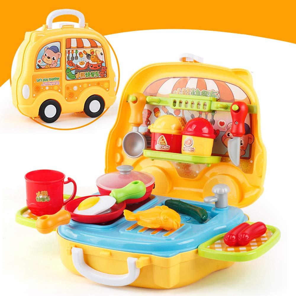 ALIKEEY ✿Cuisine Pet Shop BBQ Play Set Faire Semblant Jouet Outils ✿Jeu Gar/çOn Fille Enfant Cadeau Pretend Toy Game Tools Boy Girl Kid Gift
