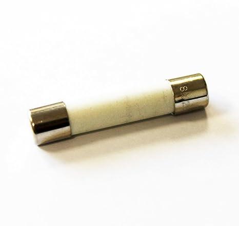 Fusible de microondas de repuesto de 8 A 32 mm por Spaeetti ...