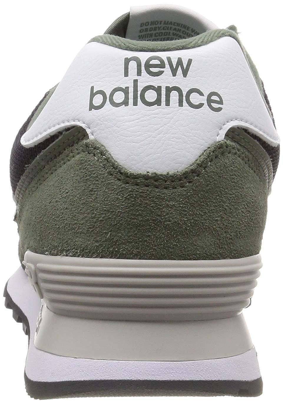 New Balance Herren 574v2 574v2 574v2 Turnschuhe grau One Größe  7b8c32