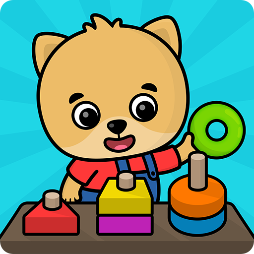 Learning games for toddlers -