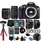 Canon EOS Rebel 1300D/T6 D-SLR Camera with 24GB Top Accessory Kit + Spare Battery Review