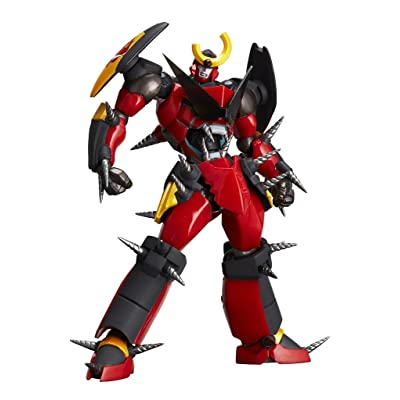 Tengen Toppa Gurren Lagann Revoltech #058 Super Poseable Action Figure Gurren Lagann (Fully Drillized Version): Toys & Games