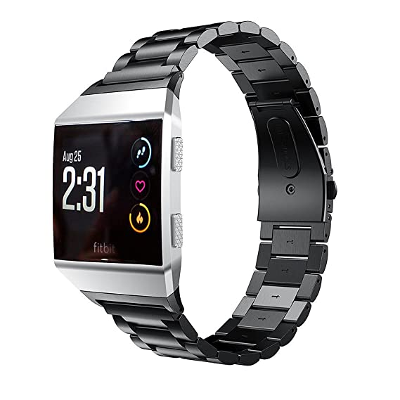 Amazon.com: Fitbit Ionic Band, Fitbit Ionic Replacement ...