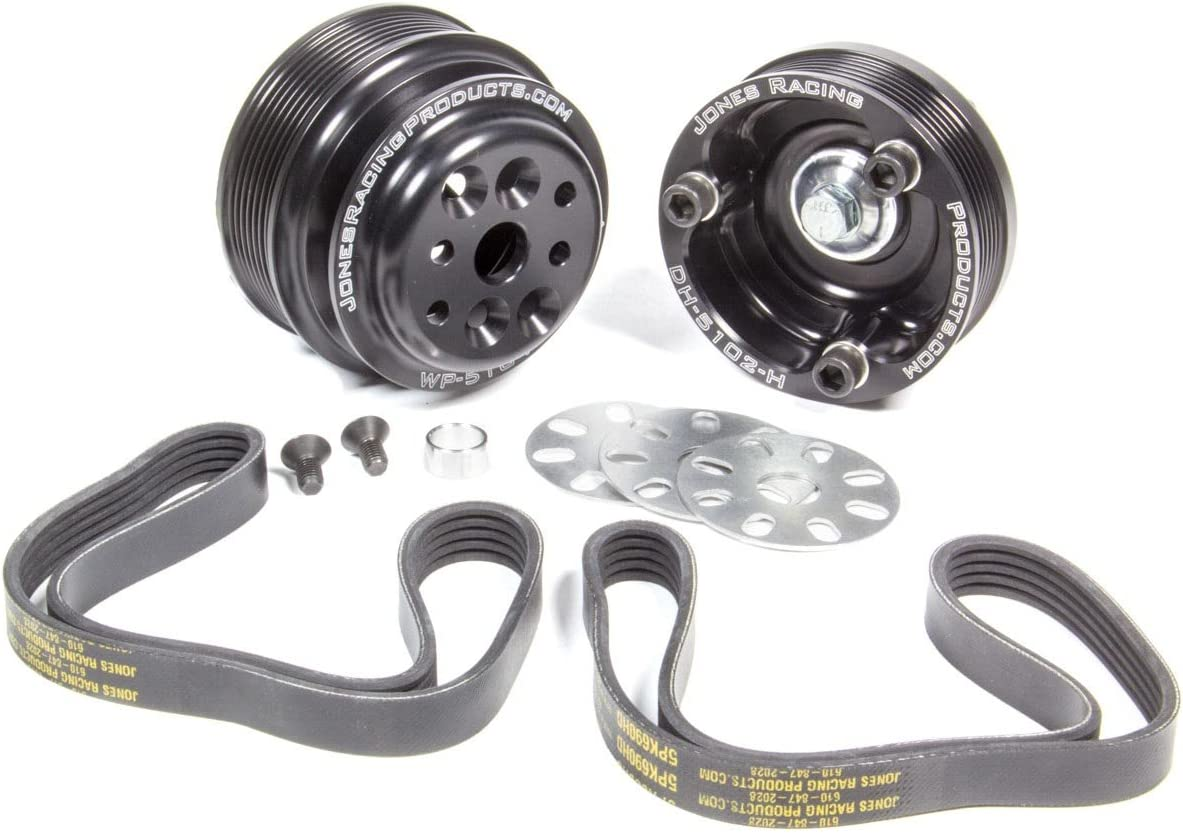 EMP//Stewart Components 13113 Stage 1 Chevy Small Block Long Water Pump