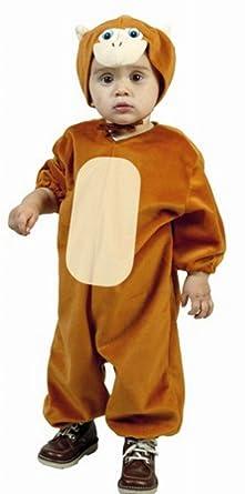 Disfraz de mono infantil - Talla - 2-4 años: Amazon.es: Ropa y ...