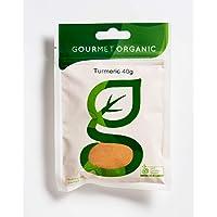 Gourmet Organic Herbs Turmeric, 40 g