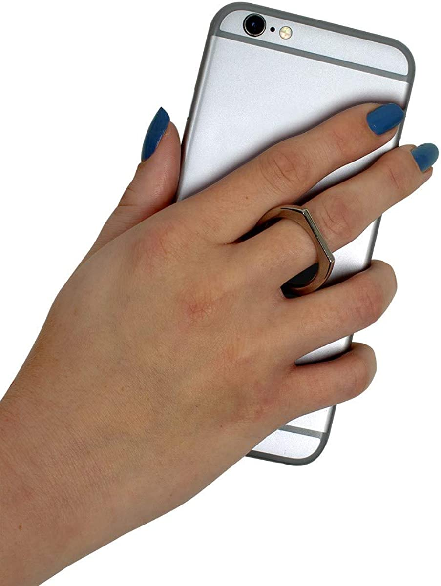 Grindstore Cute Corgi Phone Ring /& Stand