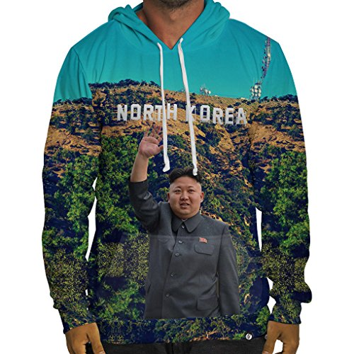 Beloved Shirts North Korea Hoodie,X-Large