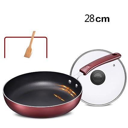 LLW-Frying Pans Sartenes para Sartenes Sartenes para Sartenes Sartenes para Aceite Saber Menos Humo