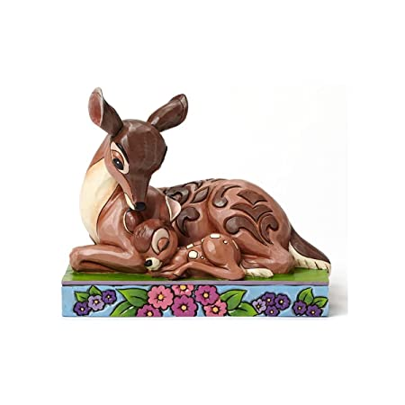 Enesco 4049640 Disney Traditions Bambi with Mother Figurine