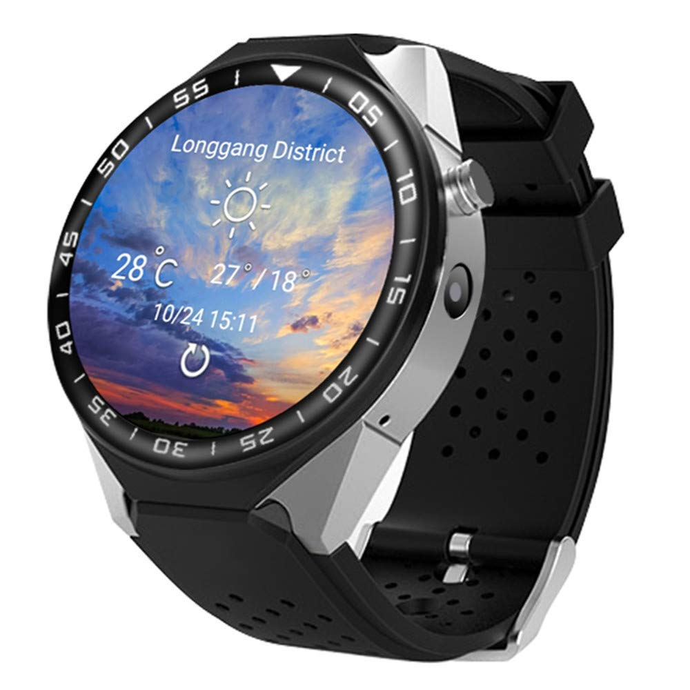Amazon.com: Smart Watch Phone S99C Android 5.1 MTK6580 1.3G ...