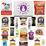 Premium Natural, Organic, Non-GMO Gourmet Healthy Sweet Snacks 'Harvest Box'