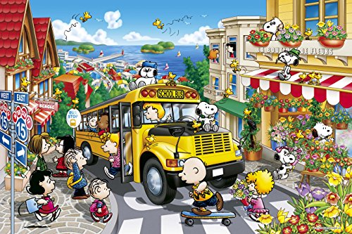 List of the Top 10 peanuts jigsaw puzzle you can buy in 2020
