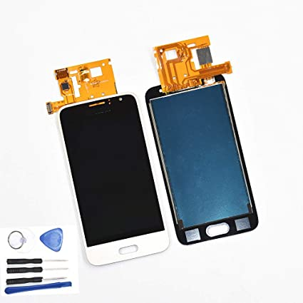 LCD Display Touch Screen Digitizer for Samsung Galaxy J1 2016 J120  J120A/F/H (White)