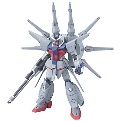 Bandai 1/144 HG Mobile Suit Gundam Seed Destiny ZGMF-X666 Legend Gundam (Japan Import): Toys & Games