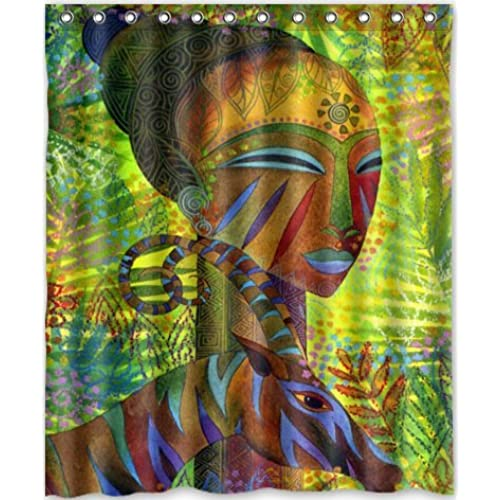 Kitchen Curtain Ideas South Africa: African Curtains: Amazon.com