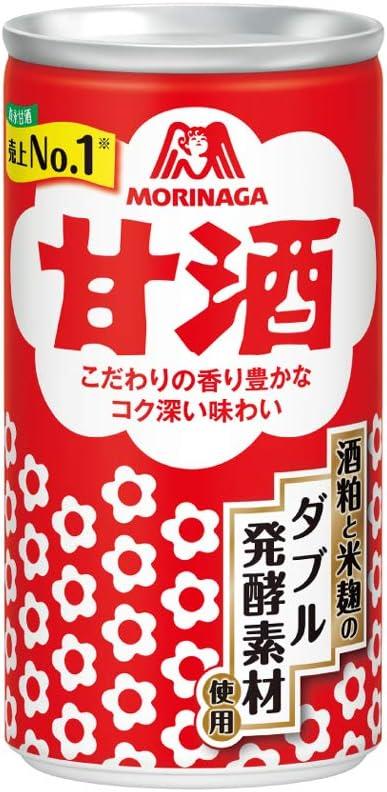 Amazon   森永製菓 甘酒 190g×3本   甘酒   通販