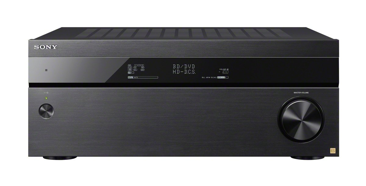 Sony STRZA1000ES 7.2-Channel 4K AV Receiver (Black) (Certified Refurbished)