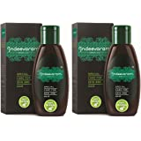 Indeevaram Herbal Oil for Hair and Skin - Pack of 2 (100 ml x 2)