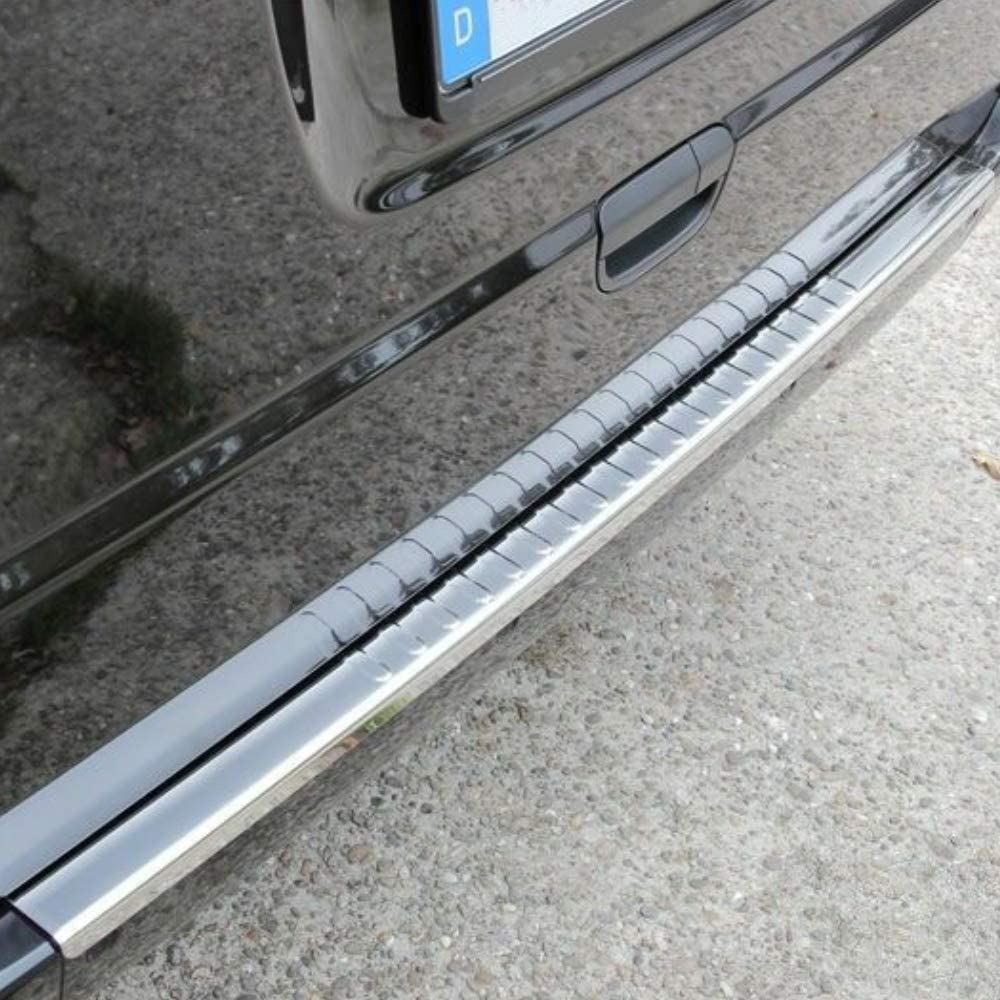 2004-2014 Stainless Steel Chrome Rear Bumper Protector Guard Fits Vito