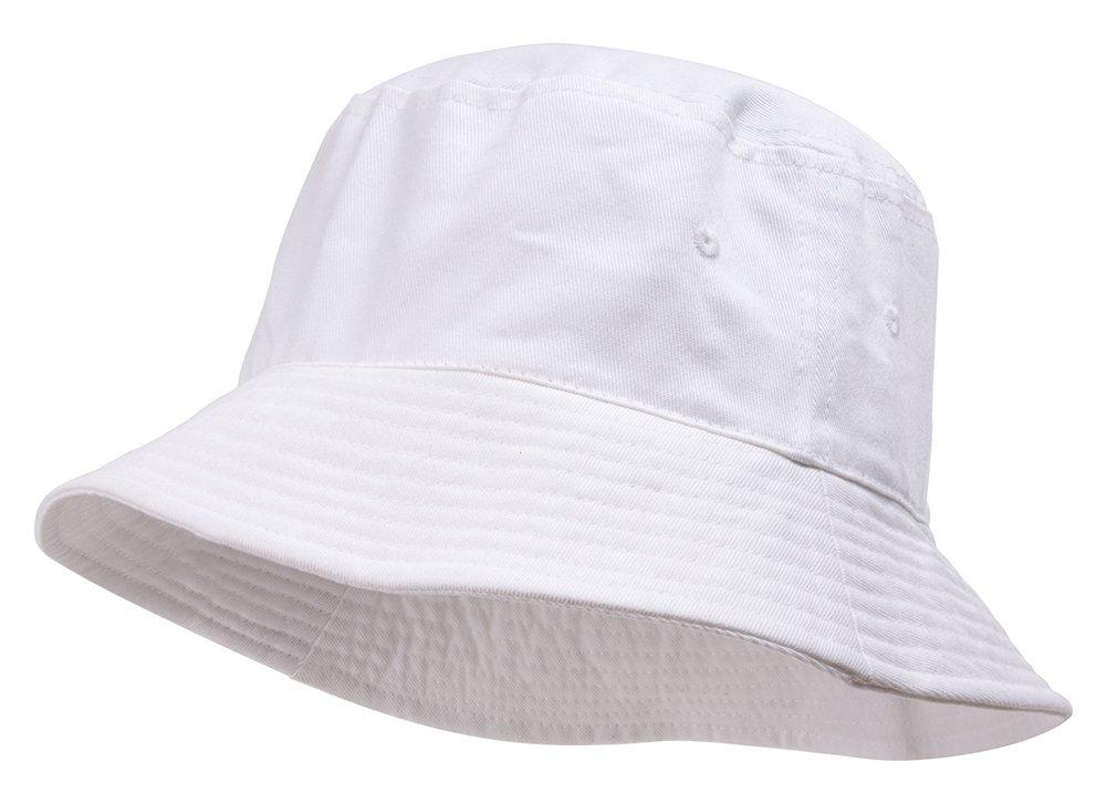 TopHeadwear Blank Cotton Bucket Hat Gravity Trading