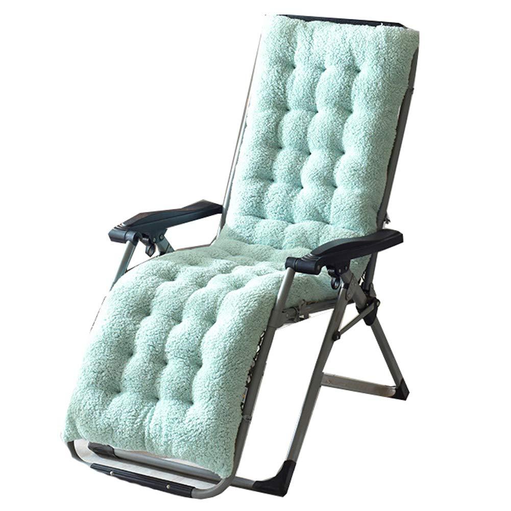 50 WBLTYKD Coj/ín Invierno Confort del sill/ón para los Muebles al Aire Libre colch/ón del Algod/ón Lounge Asiento de los al Aire Libre colch/ón del Hamaca 160 12cm,Blue