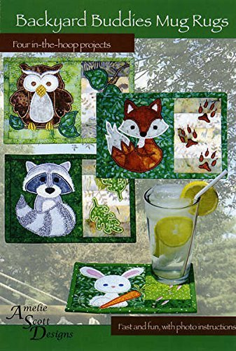(Backyard Buddies Mug Rugs -)