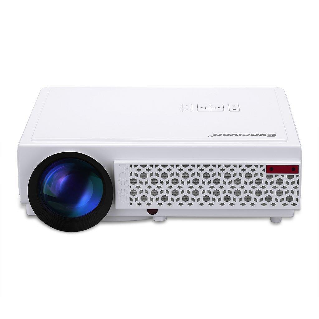 Excelvan LED 96+ Proyector Home Cinema (2500 lúmenes ...