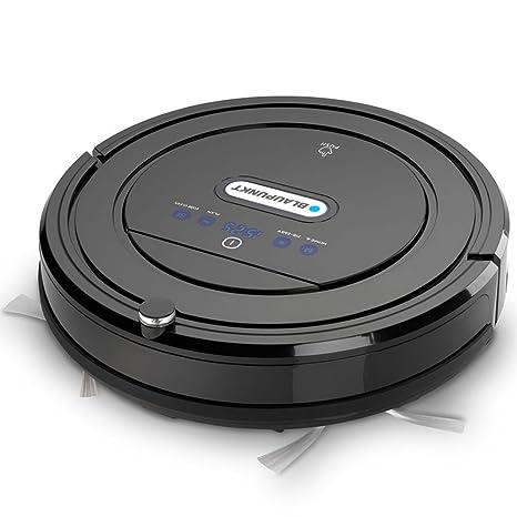 Blaupunkt Bluebot Robot Aspirador Negro: Amazon.es: Hogar