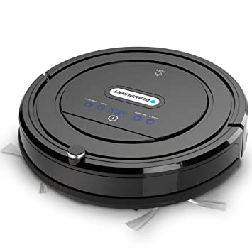 Blaupunkt Robot de aspiración con función limpiadora (automática Aspirador robot aspiradora) bluebot, filtro