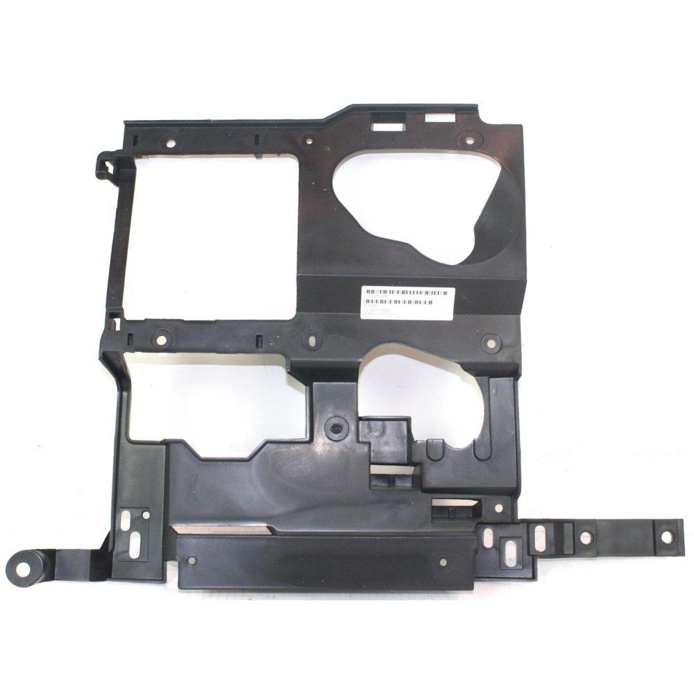 Evan-Fischer EVA22072024453 Headlamp Housing for GMC Sierra P/U 03-07 RH Support Old Body Style Right Side 4333012595