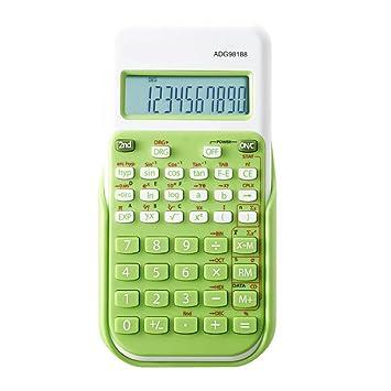 Dixinla Calculadora cara de la mesa 10-bit pantalla pantalla ...