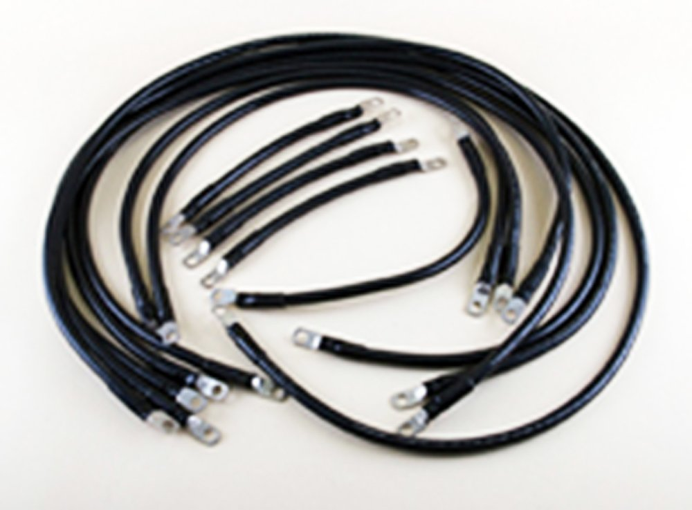 2 AWG Completeケーブルキットfor 2 e-z-go DCS DCS & AWG PDS B00JXU9NV0, indigo:84d7dac1 --- ijpba.info