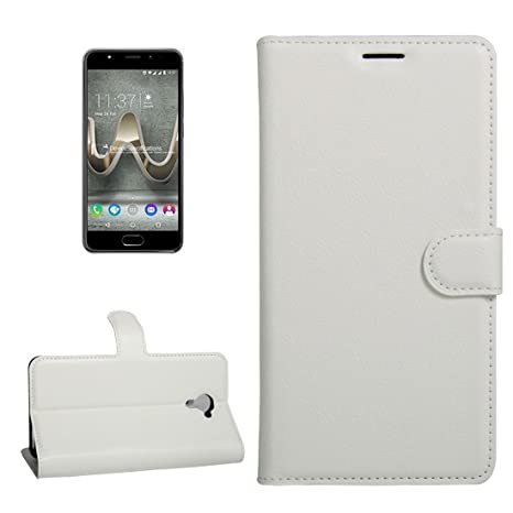Amazon.com: LHPING For Wiko U Feel Prime Litchi Texture ...