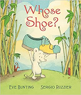 Image result for whose shoe?