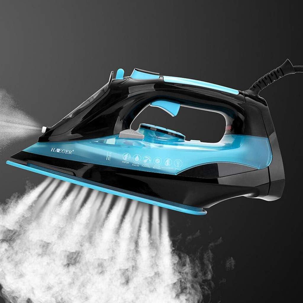 HAEGER 2200W Elektrische Dampf Eisen Garment Steamer F/ür Kleidung