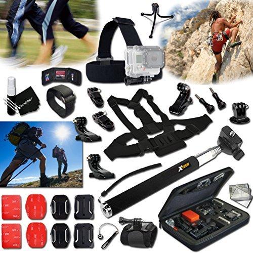 xtech-running-jogging-and-hiking-accessories-kit-for-gopro-hero4-session-hero4-hero-4-3-3-2-1-hero4-