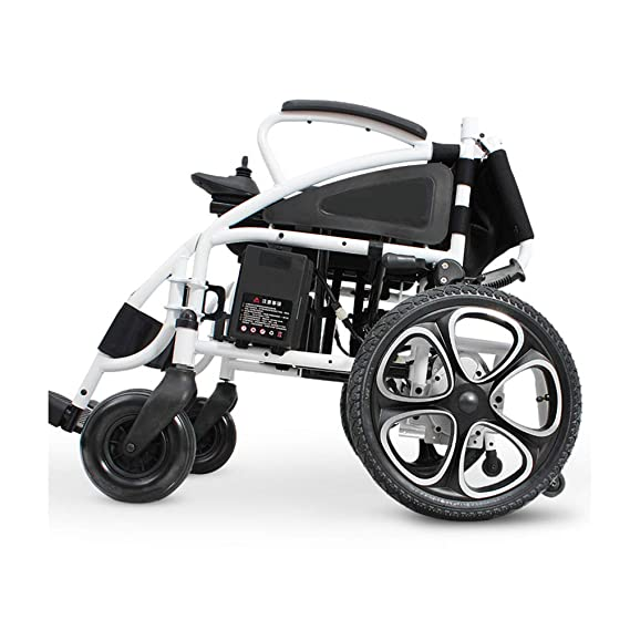Amazon.com: SUN RDPP Medical - Silla de ruedas eléctrica ...