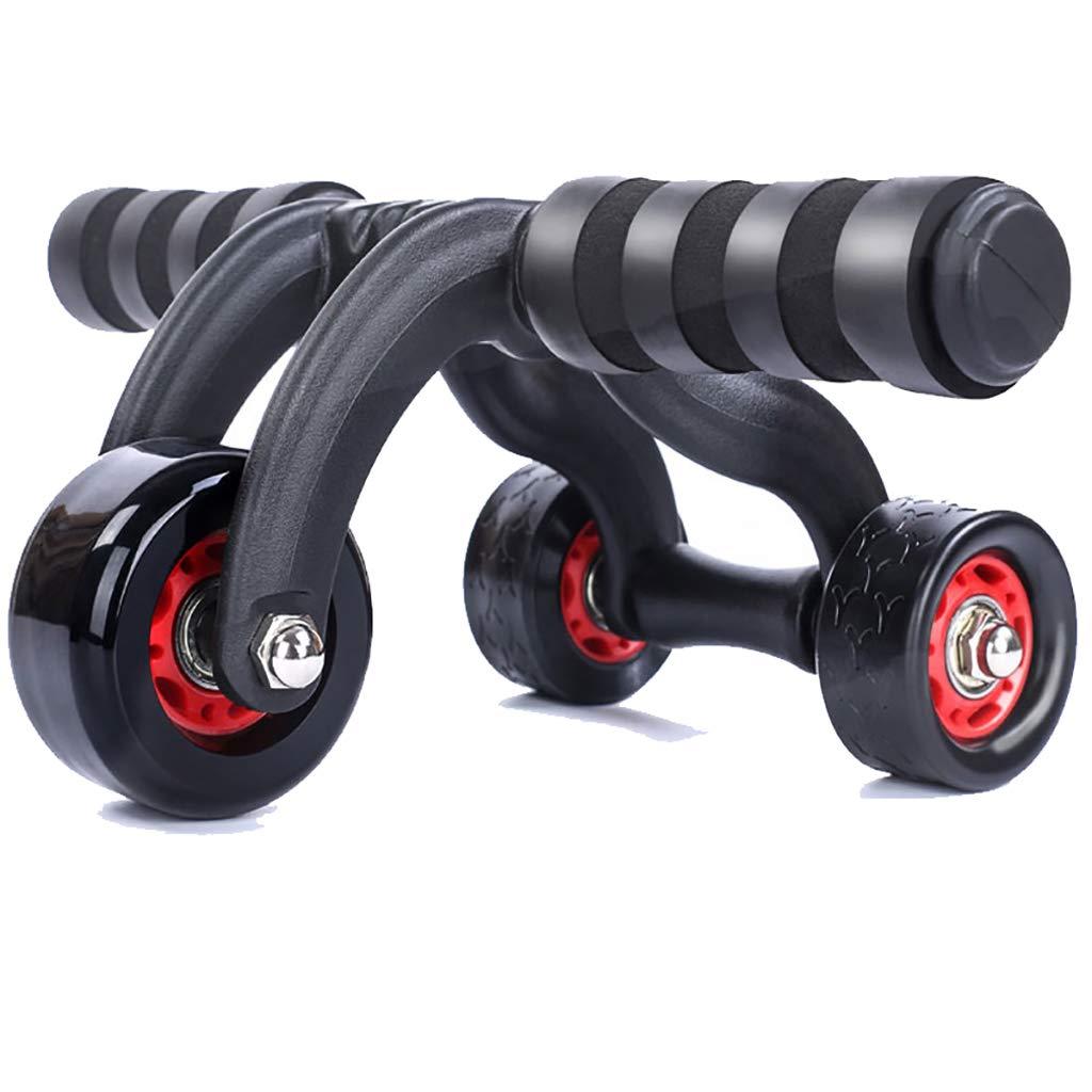 JXRW Abdominal Rad Männer Bauchmuskeln Radtraining Bauchmuskeln Roller Fitnessgeräte Bauch Rad