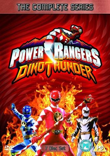 Amazon Com Power Rangers Dino Thunder Complete Series Import Anglais Movies Tv
