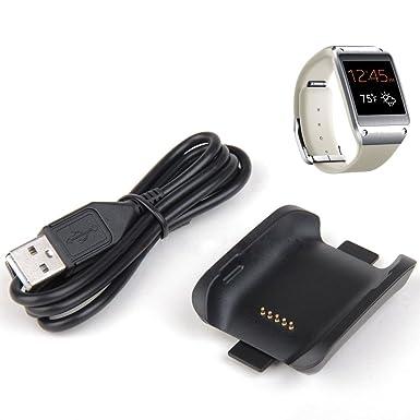 Carga reloj inteligente base cargador para Samsung Galaxy Gear SM-V700