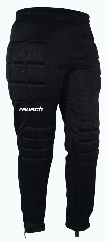 Reusch Adult Ultimos Goalkeeper Pant Black//Grey Medium