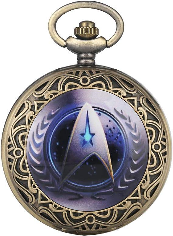 Star Trek Large Pocket Watch