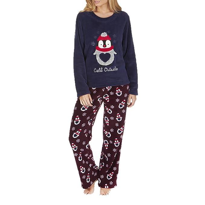 Army And Workwear - Pijama - para hombre Blue Penguin XL