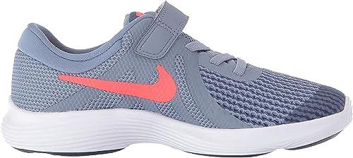 Nike Revolution 4 (PSV), Zapatillas para Niños, Multicolor (Ashen ...