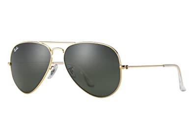 7e442d235db Image Unavailable. Image not available for. Color  Ray-Ban RB3025 Aviator  Sunglasses ...