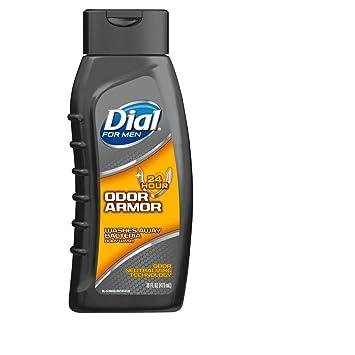 Amazon Dial For Men Body Wash Odor Armor 16 Ounce Beauty
