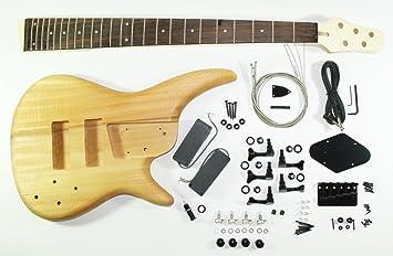 Cher rystone 4260180886214 MPM - Set para construir bajo de 5 cuerdas: Amazon.es: Instrumentos musicales